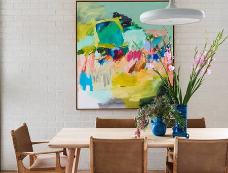 Lucy Fenton's Tips on Buying Art for your Home