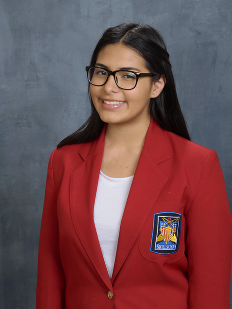Jocelyn Ortega- Treasurer