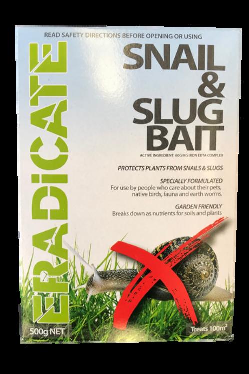 Eradicate Snail and Slug Pellets