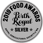 Silver Award - Perth Royal Show