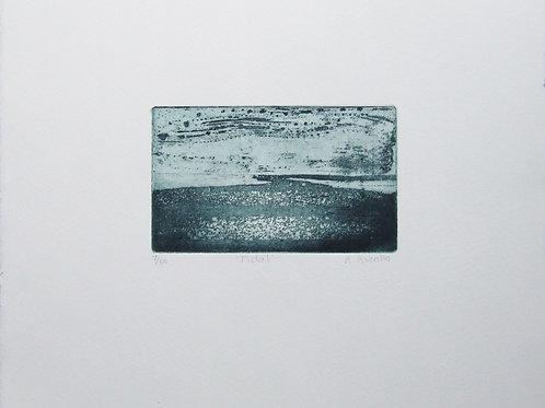 'Tidal' etching