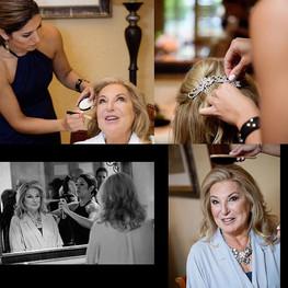 #makeup #hairstyle #microbeadextensions #onset #wedding #blondehair #schwarzkopf #haircolor #highlights