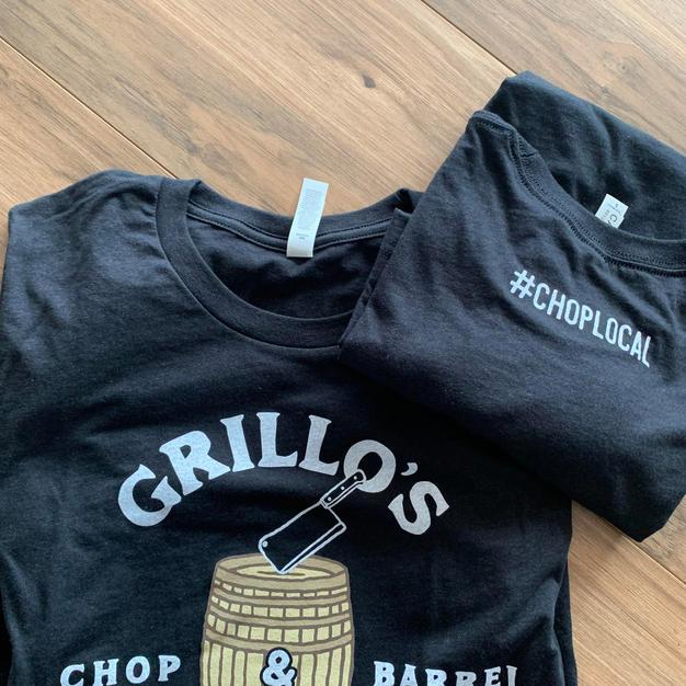 Hashtag Chop & Barrel T-Shirt