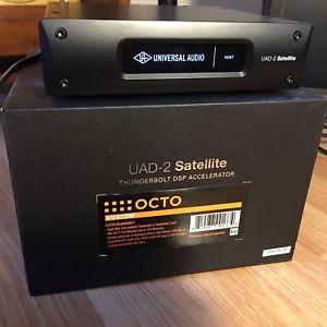 Universal Audio satelite
