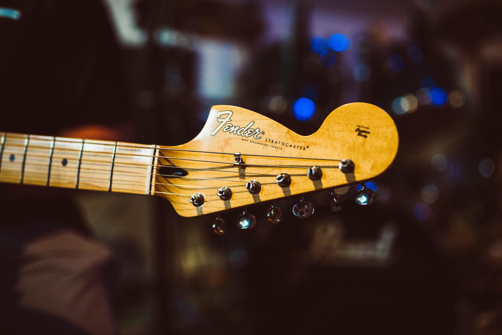 Fender Jimi Hendrix Electric