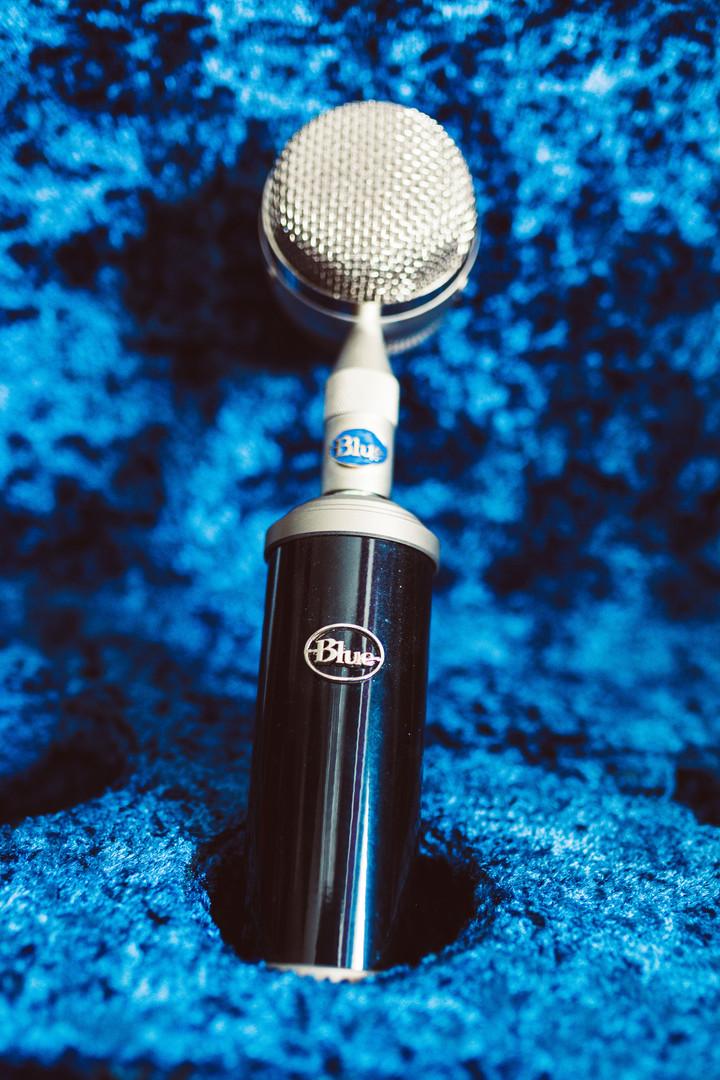 Blue Bottlerocket