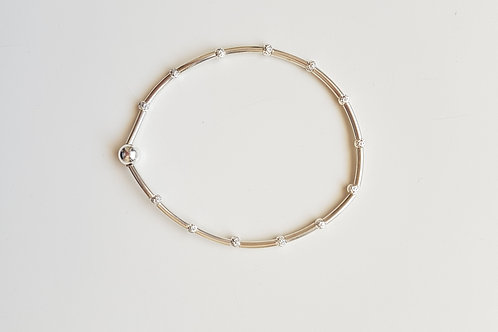Bracelet en argent 925 n°2