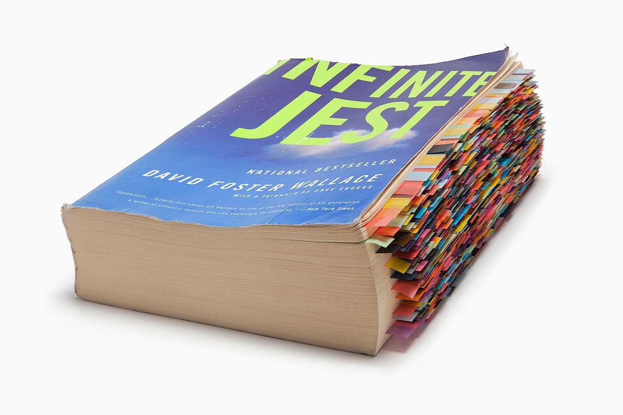 Читаем «Бесконечную шутку» за лето
