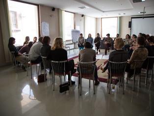 Youth for Peace, a training course in Misaktsieli, Georgia, 9-17 February 2018