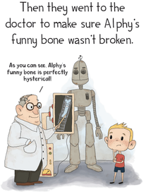 Better go to the doctor and make sure Alphy's funny bone isn't broken.png