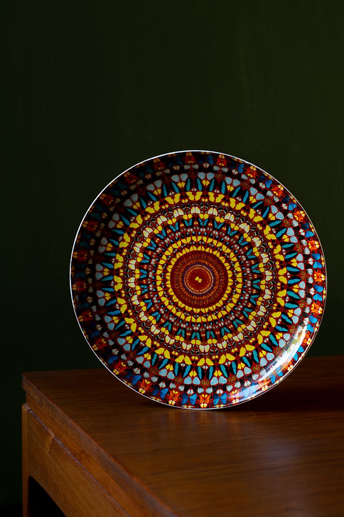 Plate by Damien Hirst