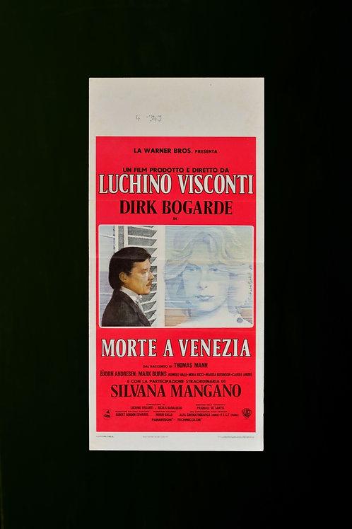 Death in Venice cinema poster