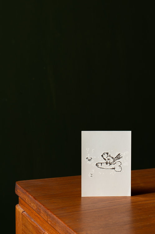 """Singing Bird"" by Tracey Emin"
