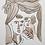 Thumbnail: Figurative Watercolours by Eric Leroux