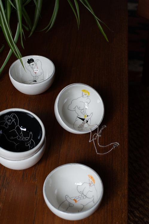 Mini bowls by Alessandro Merlin
