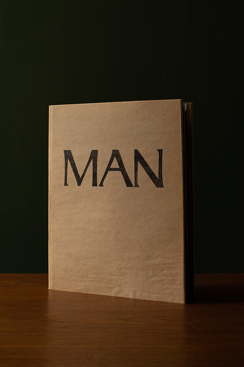 MAN by Jim French