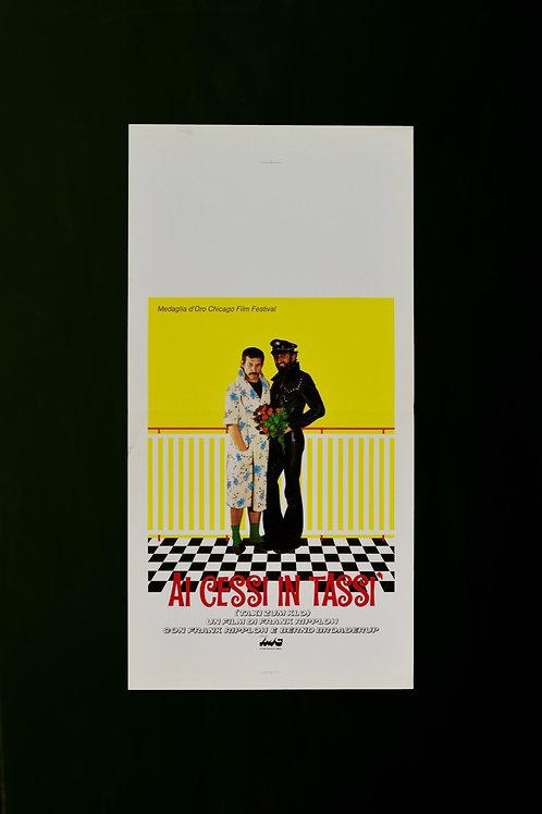 Taxi zum Klo cinema poster