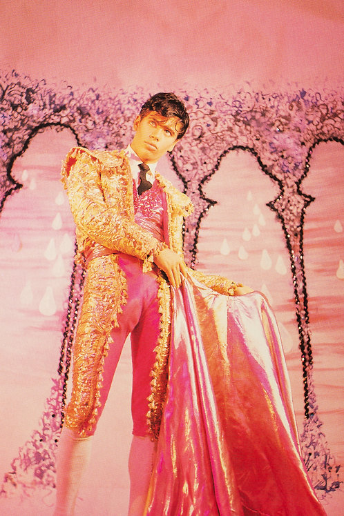James Bidgood postcards