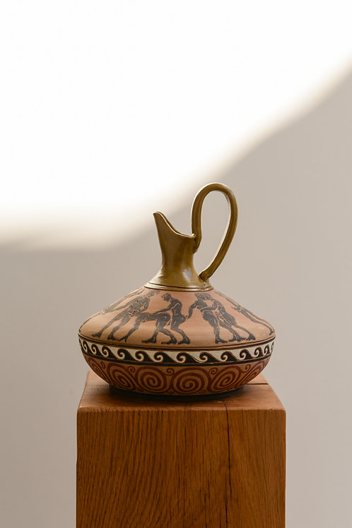 Small 'Lupercalia' Wine Decanter by Sid Henderson