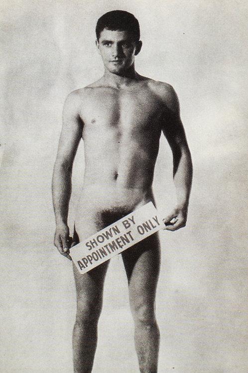 Bob Zimmerman postcard