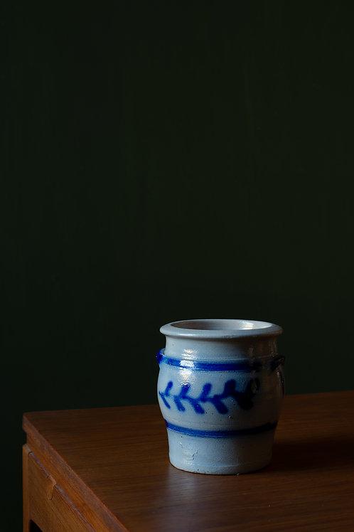 Westerwald stoneware vase
