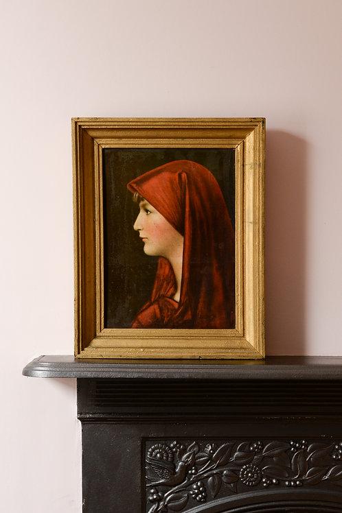 St. Fabiola portraits