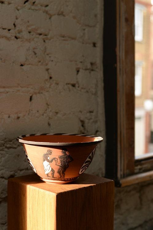 Terracotta plant pots by Sid Henderson