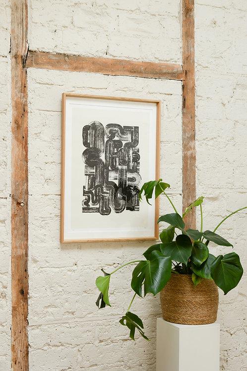 Wood Block by Trey Hurst