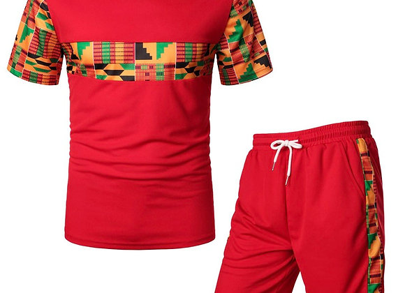 African Inspired Two Piece Set