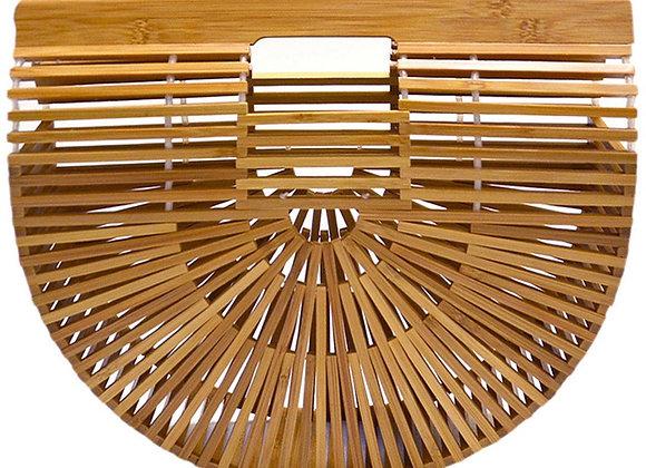 Bamboo Handbag Handmade