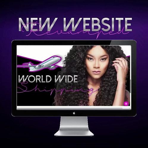 Basic Wix Website Design