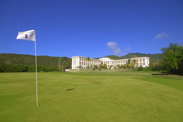 campo de golf hesperia isla de margarita
