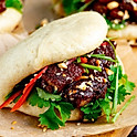 Sticky Chinese Pork Belly Bao