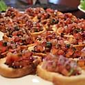 Vine Ripened Tomato & Sweet Basil Bruschetta