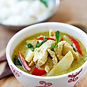 Green Thai Chicken Curry Cup