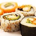 Hand Rolled Mini Sushi Roll
