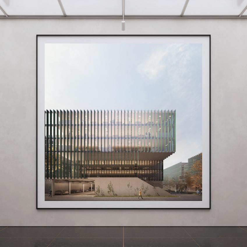 office campus hufeland munich | germany