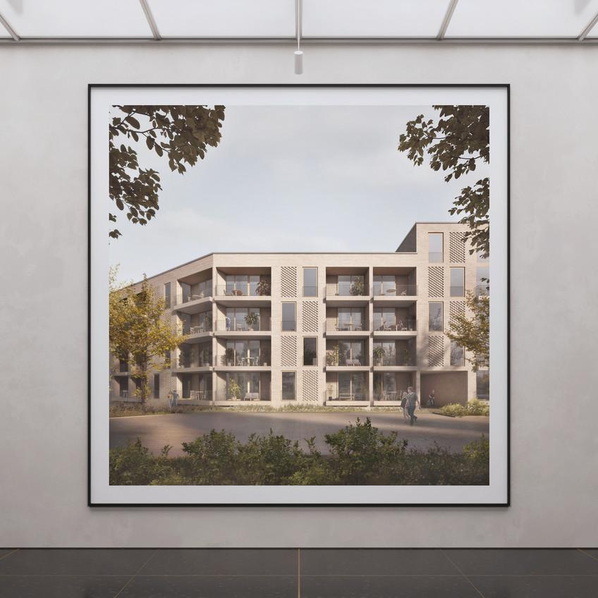 residential illepark ulm | germany