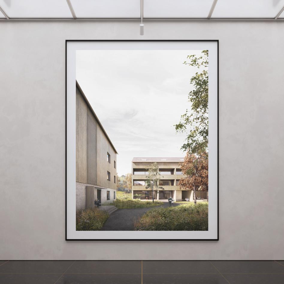 multi generation housing wörthsee | germany