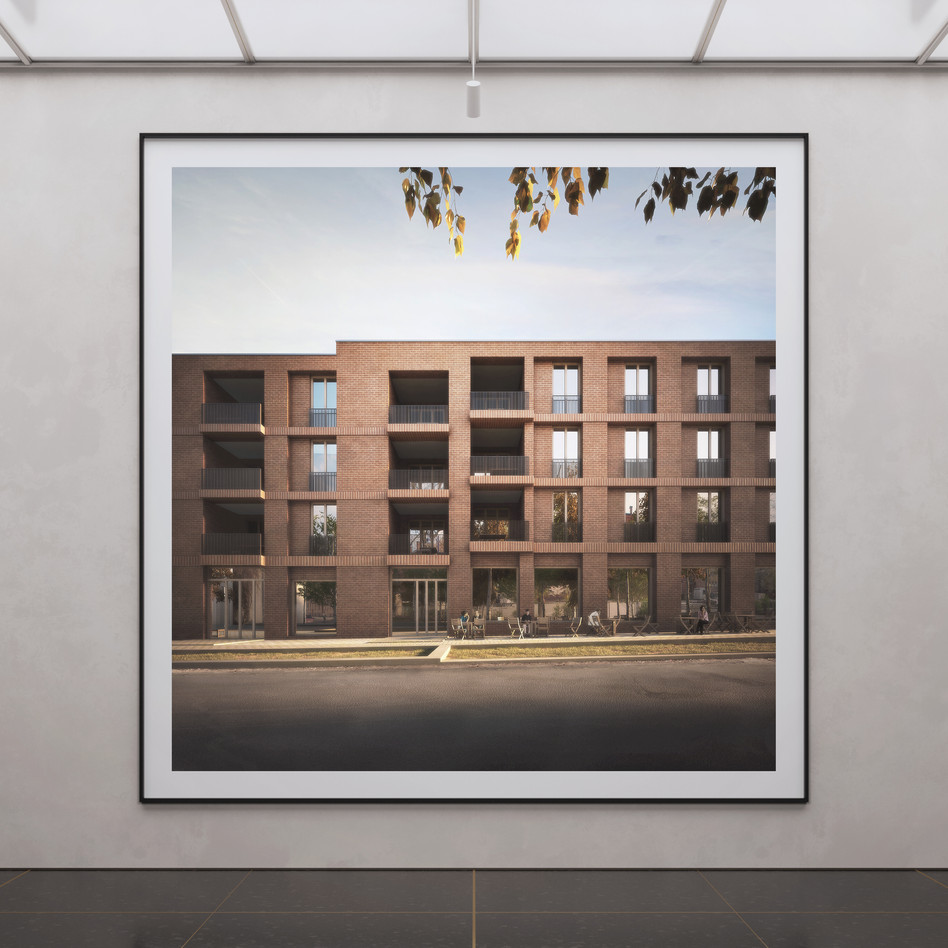 residential hannover kronsberg | germany