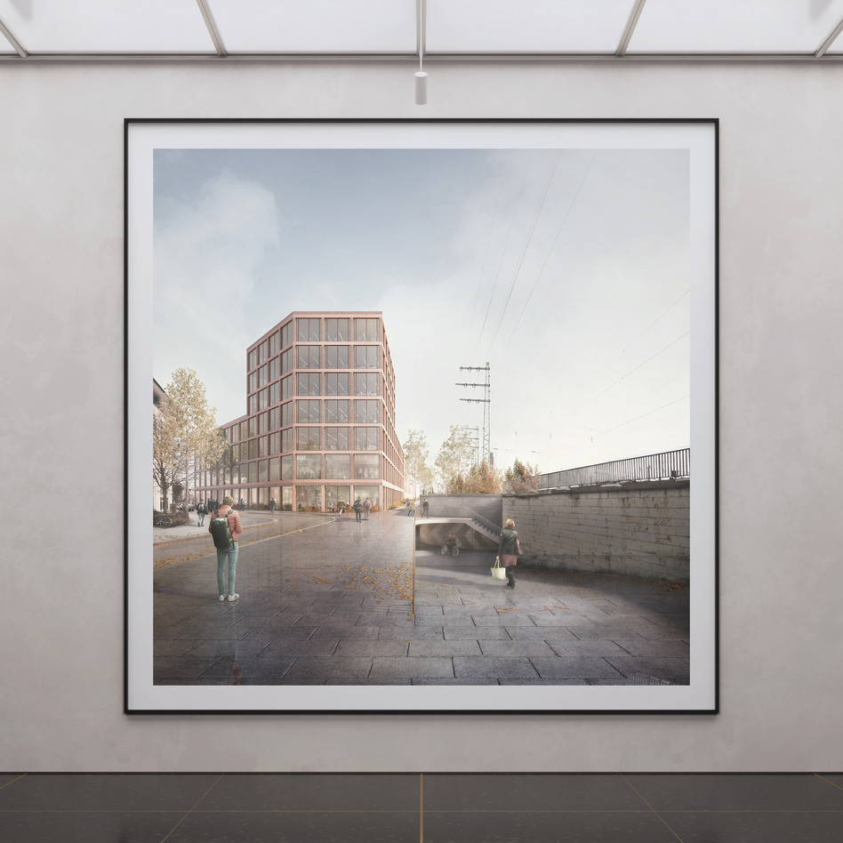 office retail pasing north | germany