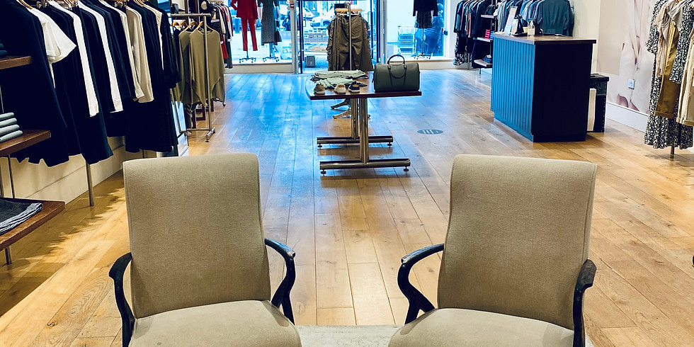 Jigsaw St Albans Styling Event