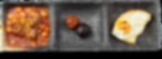 Cazuelita de callos con bolitas de morci