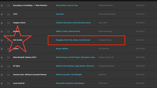 Get Inside - №35 Indie Dance / NuDisco Top 100 Beatport Releases!