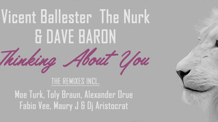 Vicent Ballester, The Nurk & Dave Baron - Thinking about you (DJ Aristocrat Remix)