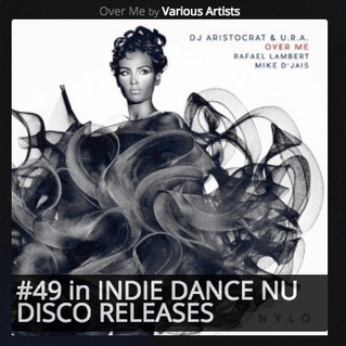 DJ Aristocrat & U.R.A - Over Me (№49 Beatport Indie Dance top 100 charts)