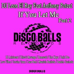 DJ Leon El Ray Feat. Antony Poteat