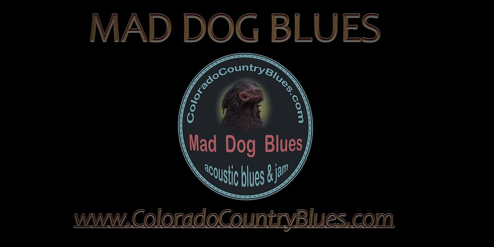 Live Music with Mad Dog Blues