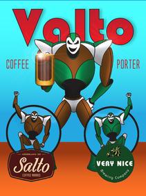 Valto (Coffee Porter)
