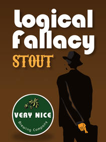 The Logical Fallacy (stout)